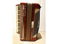 Hohner Carina III M Piano Accordion 120 bass for sale
