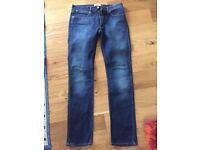 Men's Acne Jeans 31/32