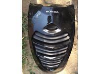 125cc Honda moped front panel