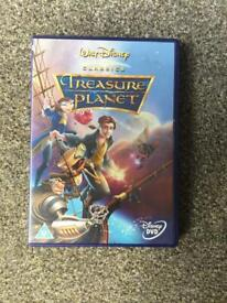 Walt Disneys Treasure Planet & Shrek Dvds. New. £2 each. Can post or collect from Tqy