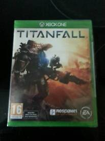 Brand new and sealed titanfall xbox one