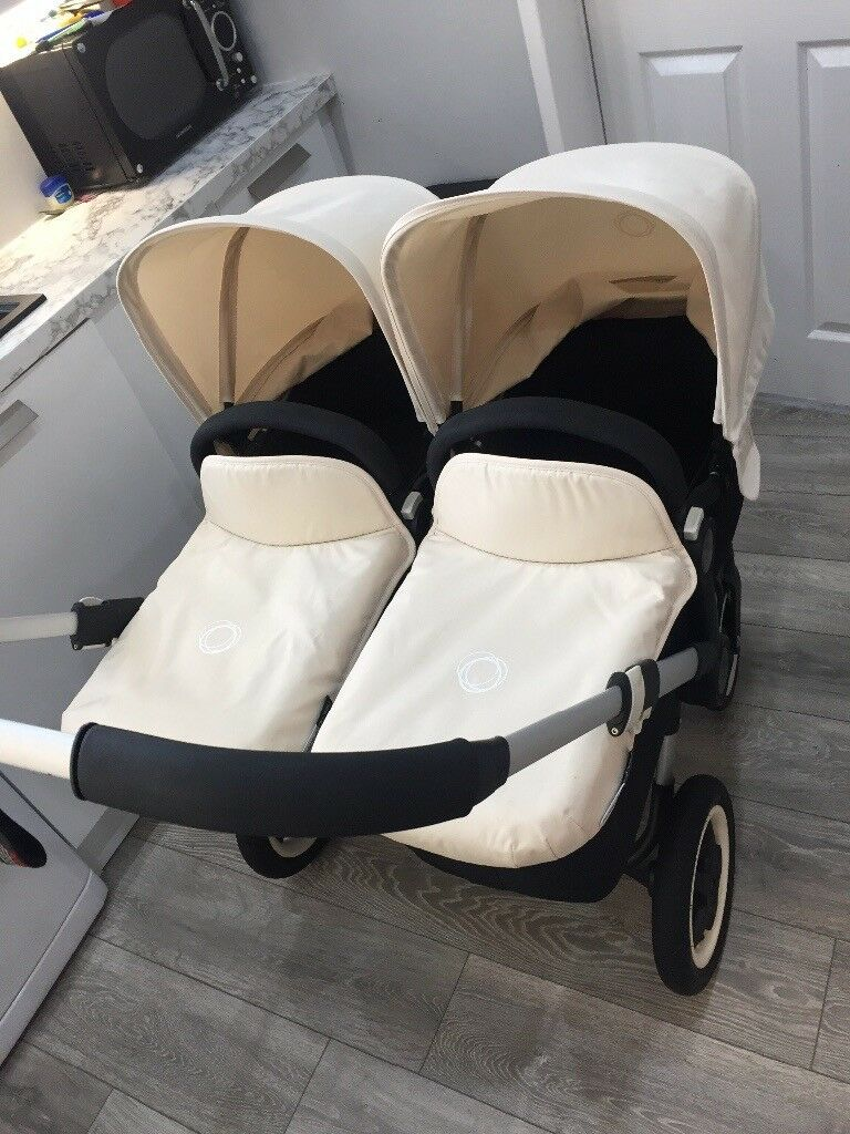Bugaboo donkey twin package