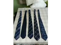 Men's ties... the lot £4