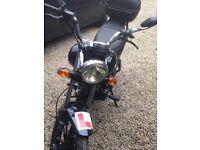 *£694* Lexmoto ZSB 125cc + Helmet & Jacket