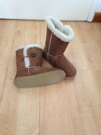 Two pairs of ladies boots