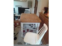 table & chairs solid pine table 2 chairs DELIVERED FREE IN THANET