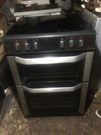 £128.99 Belling new model sls ceramic electric cooker+60cm+3 months warranty for £128.99