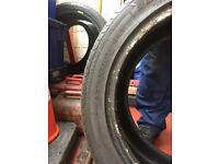 2 Avon Tyres 235/45R17 94Y 4.0mm