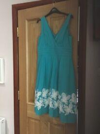 Ladies monsoon dress