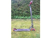 Sacrifice Flyte 100 Titanium/red scooter for sale