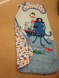 baby growbag/ sleeping bag 18/24 months 1.5 tog