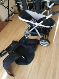 Rubix mama's and Pappas pushchair.
