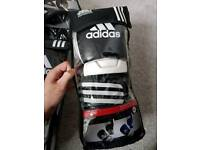 Adidas Boxing Gloves 10 oz and Spa Mitts / Pads £10 each