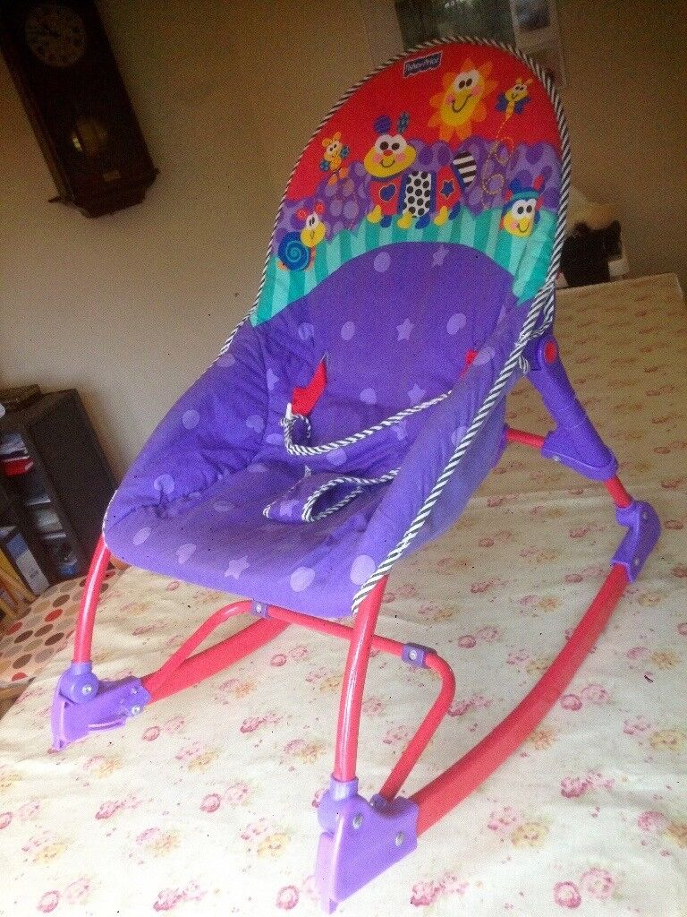 Remarkable Fisher Price Vibrating Musical Rocking Chair Baby Bouncer In Frome Somerset Gumtree Short Links Chair Design For Home Short Linksinfo