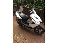 Yamaha 50cc aerox 550