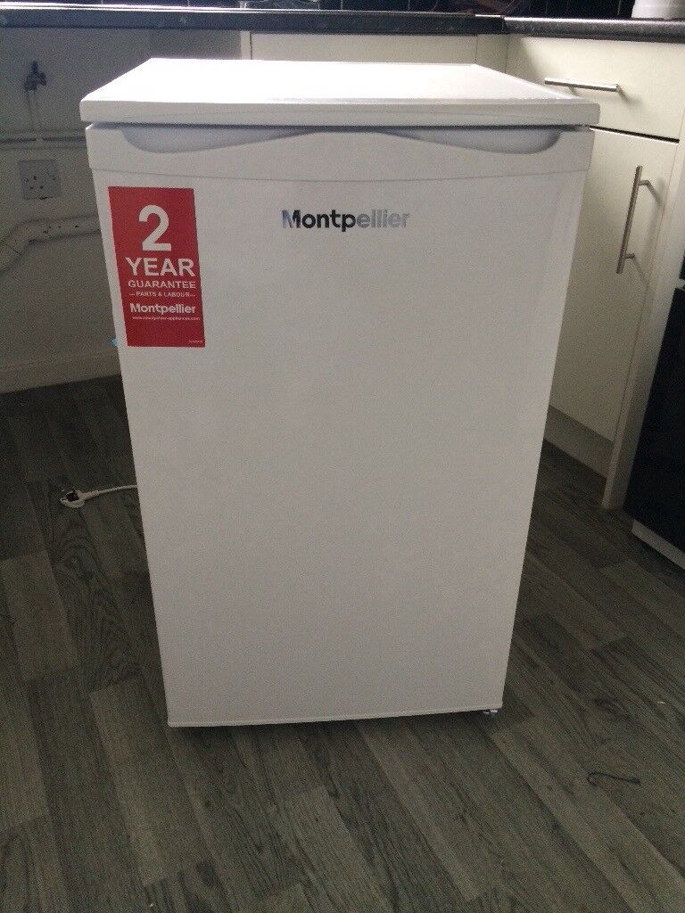 Under counter fridge with draw freezer brand new never used...