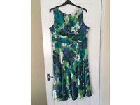 Monsoon dress. Size 22