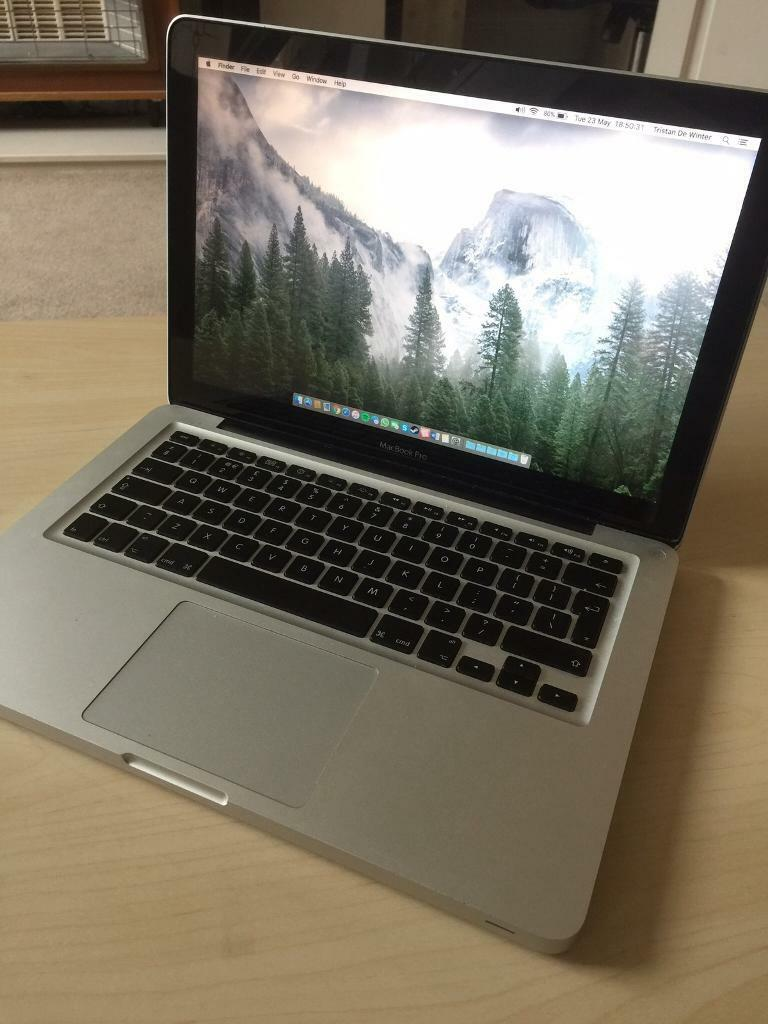 "MacBook Pro Unibody 13"" 2009"