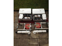 WORCESTER-BOSCH GAS SYSTEM BOILERS