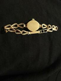 9 Carat Gold Watch