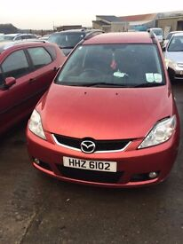 2006 MAZDA 5 FOR BREAKING ONLY