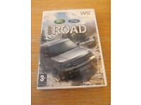 Wii Off Road Landrover Ford