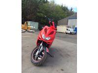Yamaha aerox 50cc(70cc)