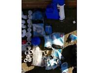 Various Plumbing Parts