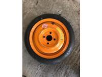 Space saver wheel Dunlop T105 80 d13 spare wheel