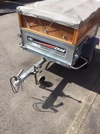 Erde 142 camping trailer