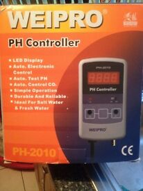 fish tank WEIPRO pH CO2 Controller for Planted Aquariums
