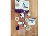 BT 350 Digital Baby Monitor With Lightshow and 18 Lullabies