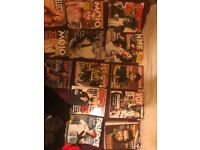 Vintage music mags. Grunge, Brit pop etc