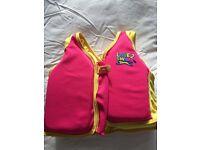 Children's swim jacket