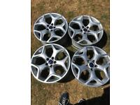 Ford ST alloys
