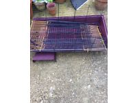 Guinea Pig Cage and run
