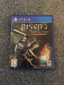 Risen 3 PS4