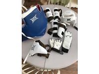MTX Kids kick boxing kit