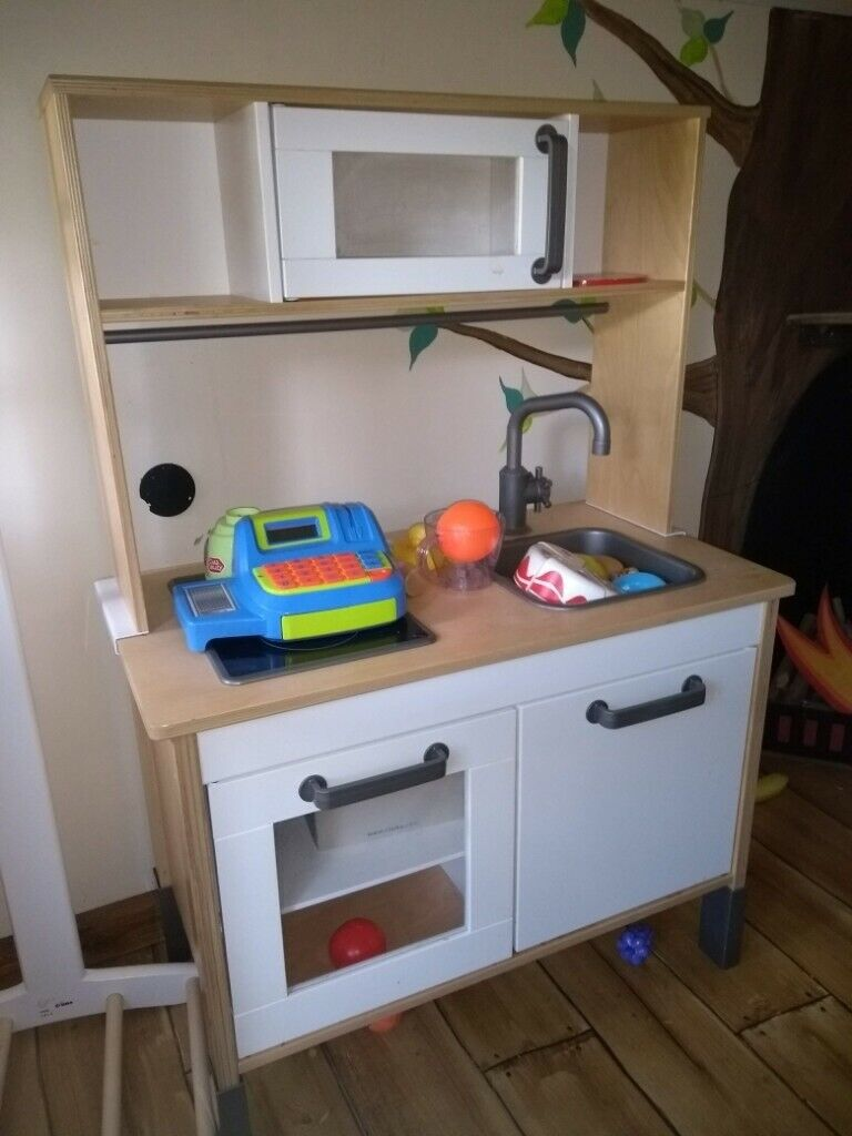 Ikea childrens toy play kitchen | in Christchurch, Dorset | Gumtree