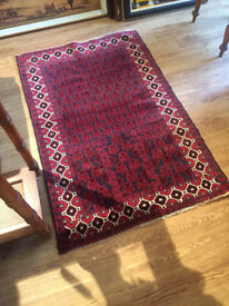 Baluchi Rug, in good condition. feel free to view , great colours... Size L 134cm x W 88cm.