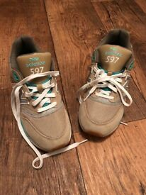 New Balance 597 Trainers, size 9 - Never been worn