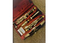 Buffet B12 Crampon Clarinet for sale.