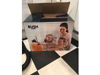 Bush Vacuum x 2