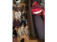 Sorted Used trainer, Nike, Converse, Mizuno etc
