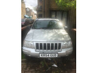 jeep grand cherokee diesel 4x4