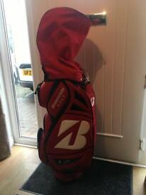 Bridgestone golf bag