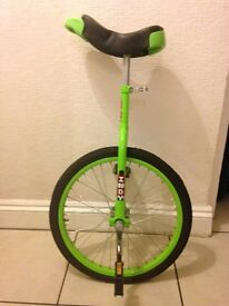 Indy Unicycle. Good condition. Barely Used.