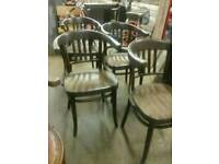 Vintage Thonet Bentwood Chair. 6 Available