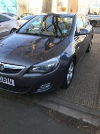 NEW SHAPE VAUXHALL ASTRA - LOW MILLAGE - 12month MOT - AUX