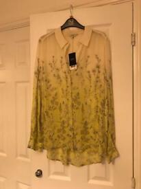 Next Ladies shirt size 12 brand new still with tags